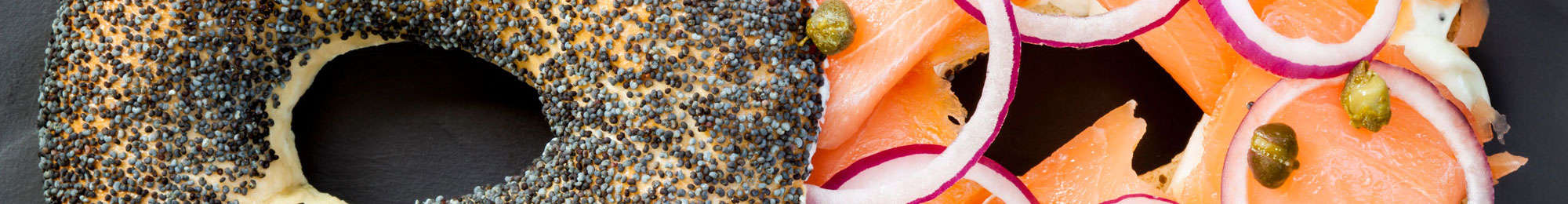 poppy seed bagel with lox baton rouge