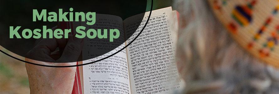 how to make kosher soup