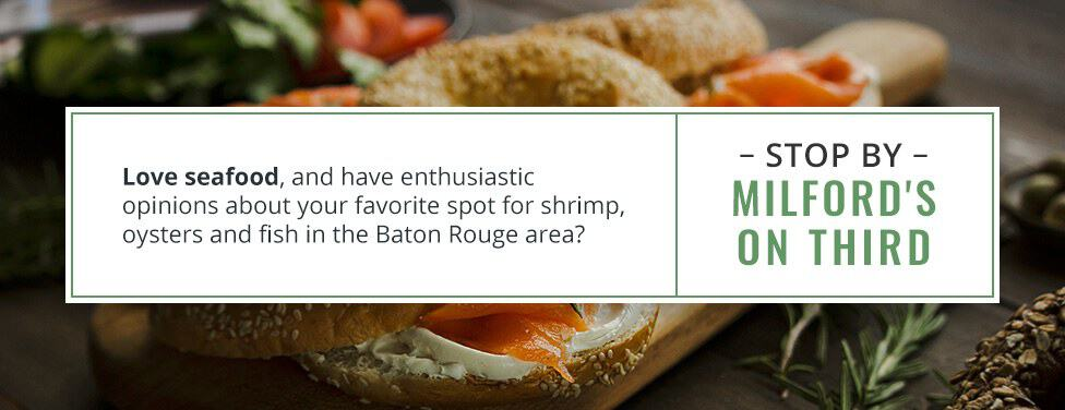 Where To Get The Best Seafood In Baton Rouge | Milford's on